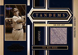 2004 Playoff Honors #T10 Pee Wee Reese Jersey
