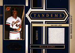 2004 Playoff Honors #T12 Willie McCovey Jersey