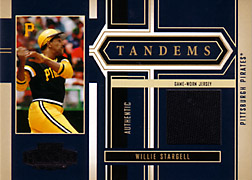 2004 Playoff Honors #T18 Willie Stargell Jersey
