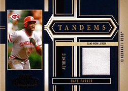 2004 Playoff Honors #T24 Dave Parker Jersey